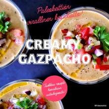 Creamy Gazpacho | paleokeittio.fi