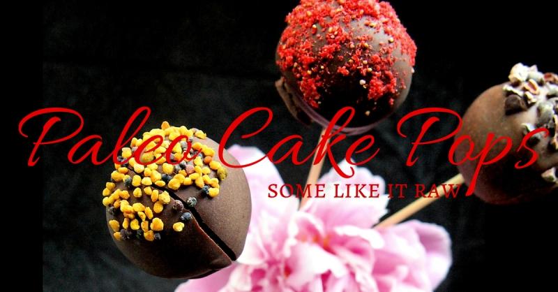 Paleo Cake Pops | paleokeittio.fi