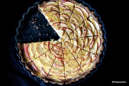 Omenapiirakka (G,M) | paleokeittio.fi
