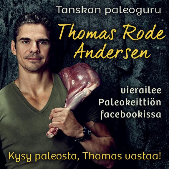 Thomas Rode Paleokeittiössä