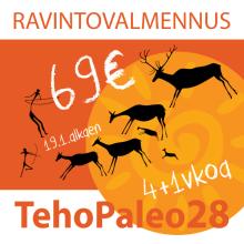 TehoPaleo28 - Talvi 2015