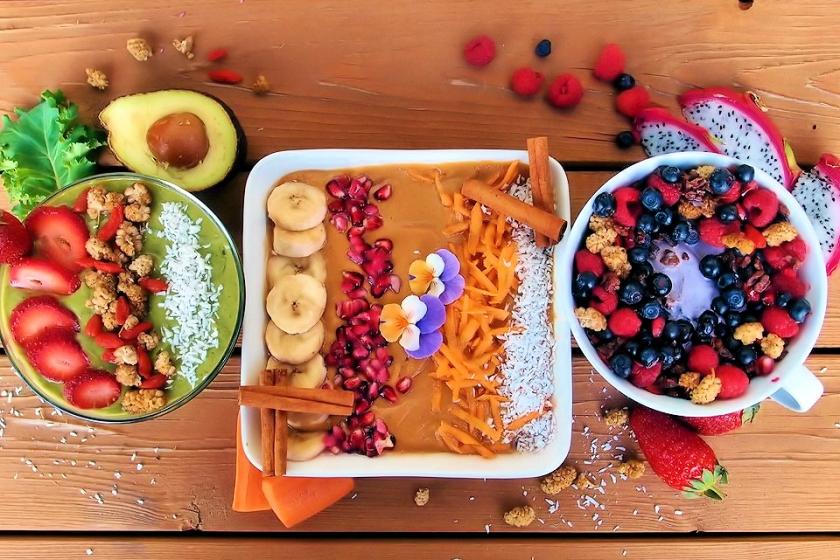 Spoonable Healthy Bowls -reseptihaaste | paleokeittio.fi