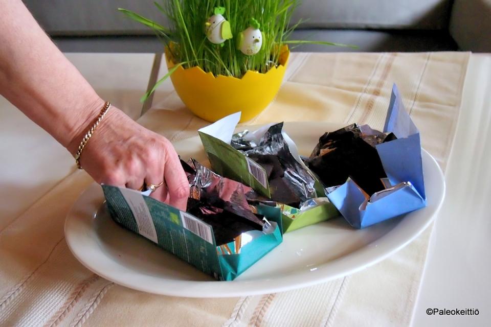 Suklaatasting: Seed and Bean | paleokeittio.fi