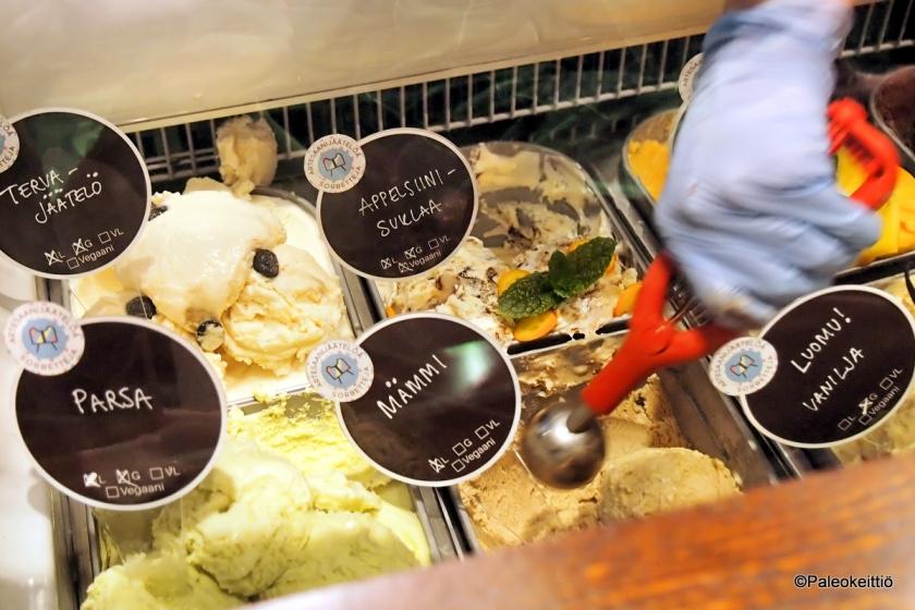 Tötteröä Food Labissa | paleokeittio.fi