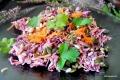 Eksoottisempi kaaliraastesalaatti (coleslaw)   TehoPaleo -reseptit 2/15