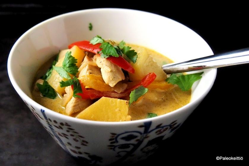 Kanakeittoa karibialaisittain | TehoPaleo -reseptit 2/15