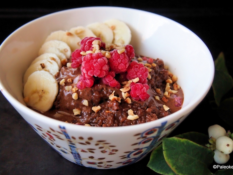 Suklainen puurokulho | TehoPaleo -reseptit 2/15