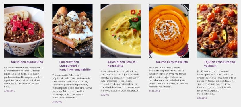 Lokakuun suosituimmat | paleokeittio.fi