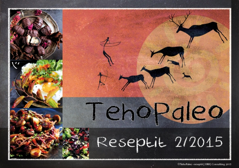 TehoPaleo -reseptit 2/2015