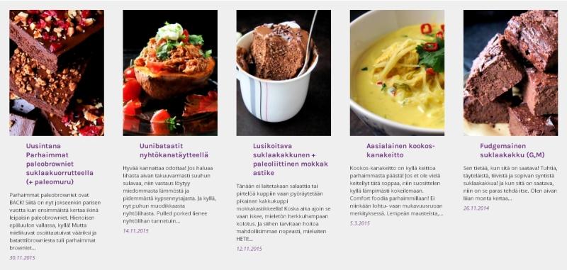 Marraskuun suosituimmat | paleokeittio.fi