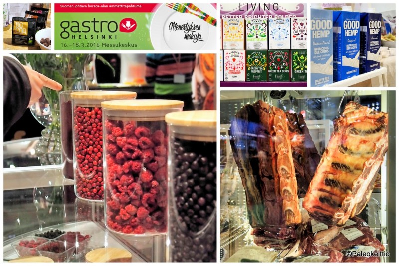 Gastro Helsinki 2016 | paleokeittio.fi