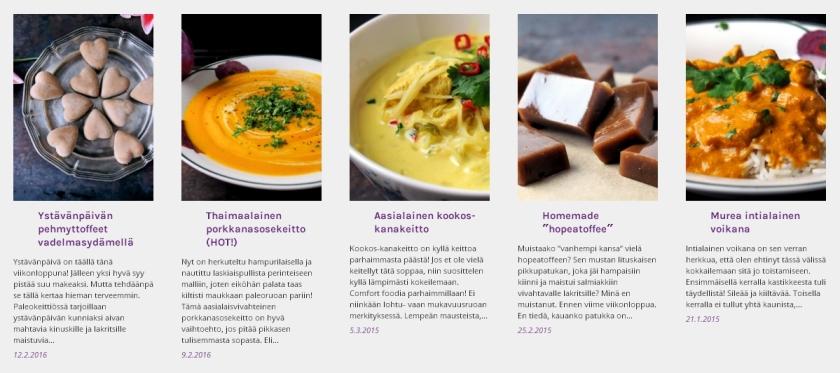 Helmikuun suosituimmat | paleokeittio.fi