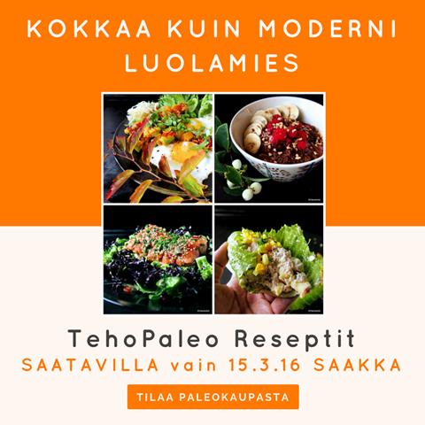 TehoPaleo -reseptivihkoset | Paleokauppa