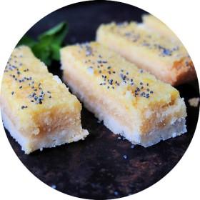 Simppelit sitruunapalat | paleokeittio.fi
