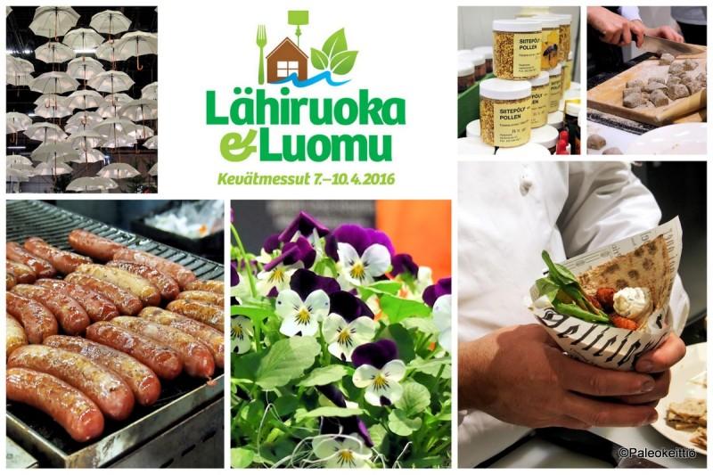 Kevätmessut 2016 / Lähiruoka & Luomu