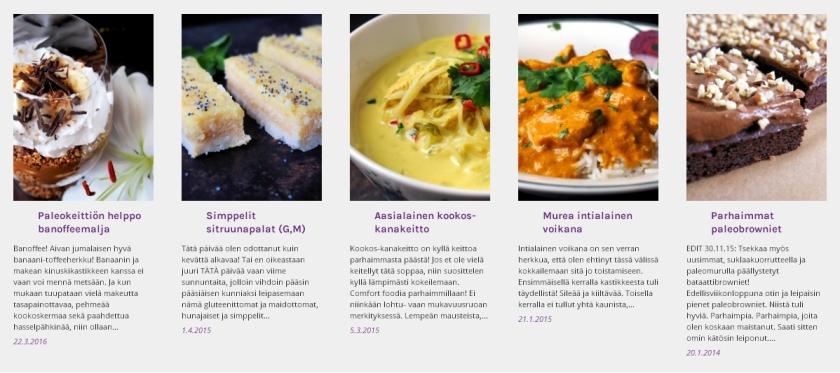 Maaliskuun suosituimmat | paleokeittio.fi