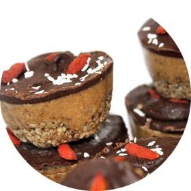 Suklaiset pähkinävoikipposet (+ manteli-saksanpähkinä-kookosvoi)