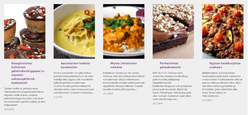 Huhtikuun suosituimmat reseptit | paleokeittio.fi