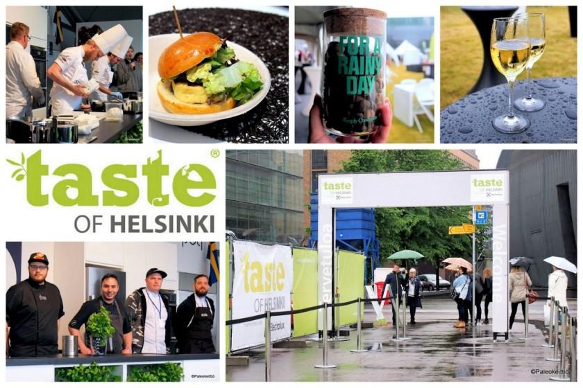 Miltä maistuu sateinen Helsinki? #tasteofhelsinki | paleokeittio.fi