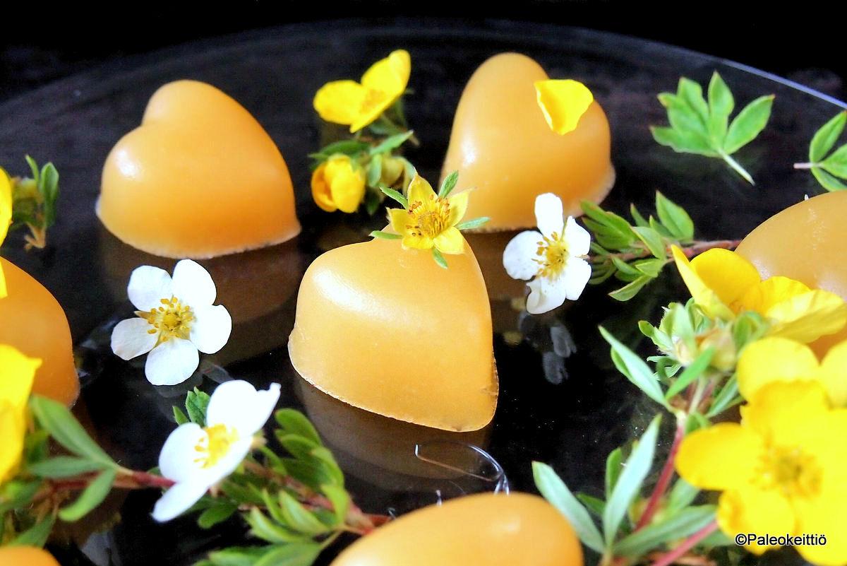 Omatekoiset omenamarmeladimakeiset | paleokeittio.fi