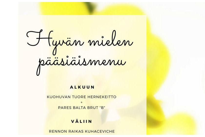 Hyvän mielen pääsiäispöytä | paleokeittio.fi