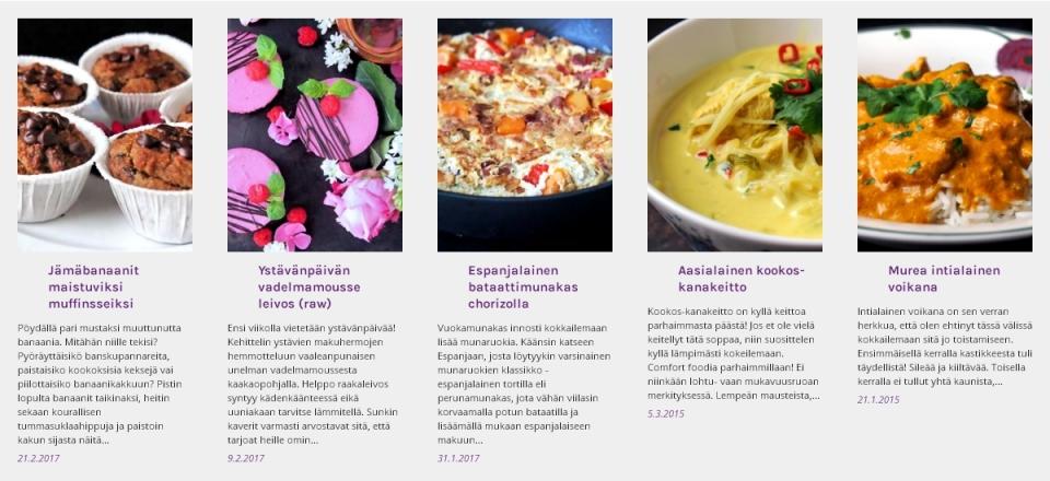 Helmikuun suosituimmat reseptit   paleokeittio.fi