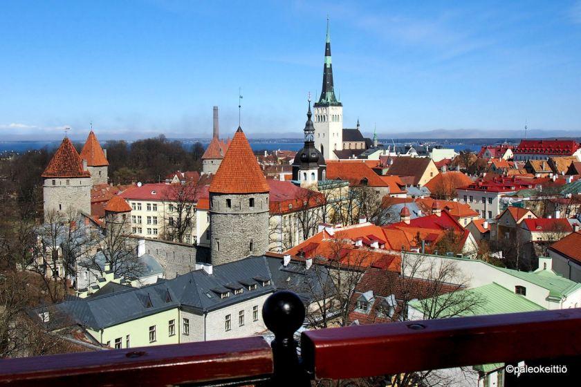 Tallinna Vanhakaupunki | paleokeittio.fi