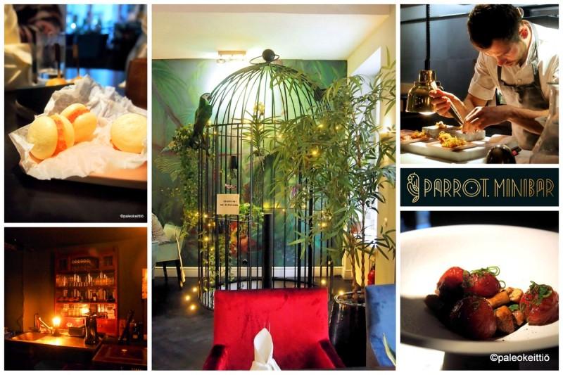 Ravintola Parrot MiniBar, Tallinna