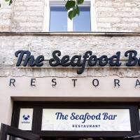 Merta ja margaritaa Tallinnan sydämessä - The Seafood Bar Tallinn