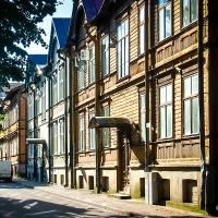 Taiteilijoita ja taivaallista ruokaa Tallinnassa