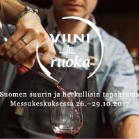 Viini ja Ruoka valtaa Messukeskuksen -  VOITA LIPUT!