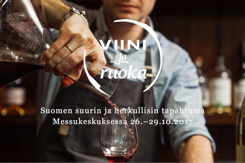 Viini ja Ruoka 2017
