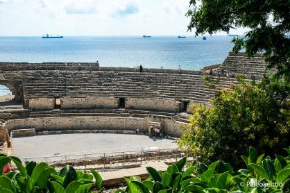 Roomalainen amfiteatteri, Tarragona