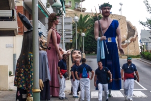 Giants and Big Heads, Tarragona