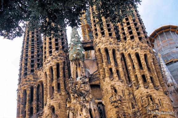 La Familia Sagrada, Barcelona