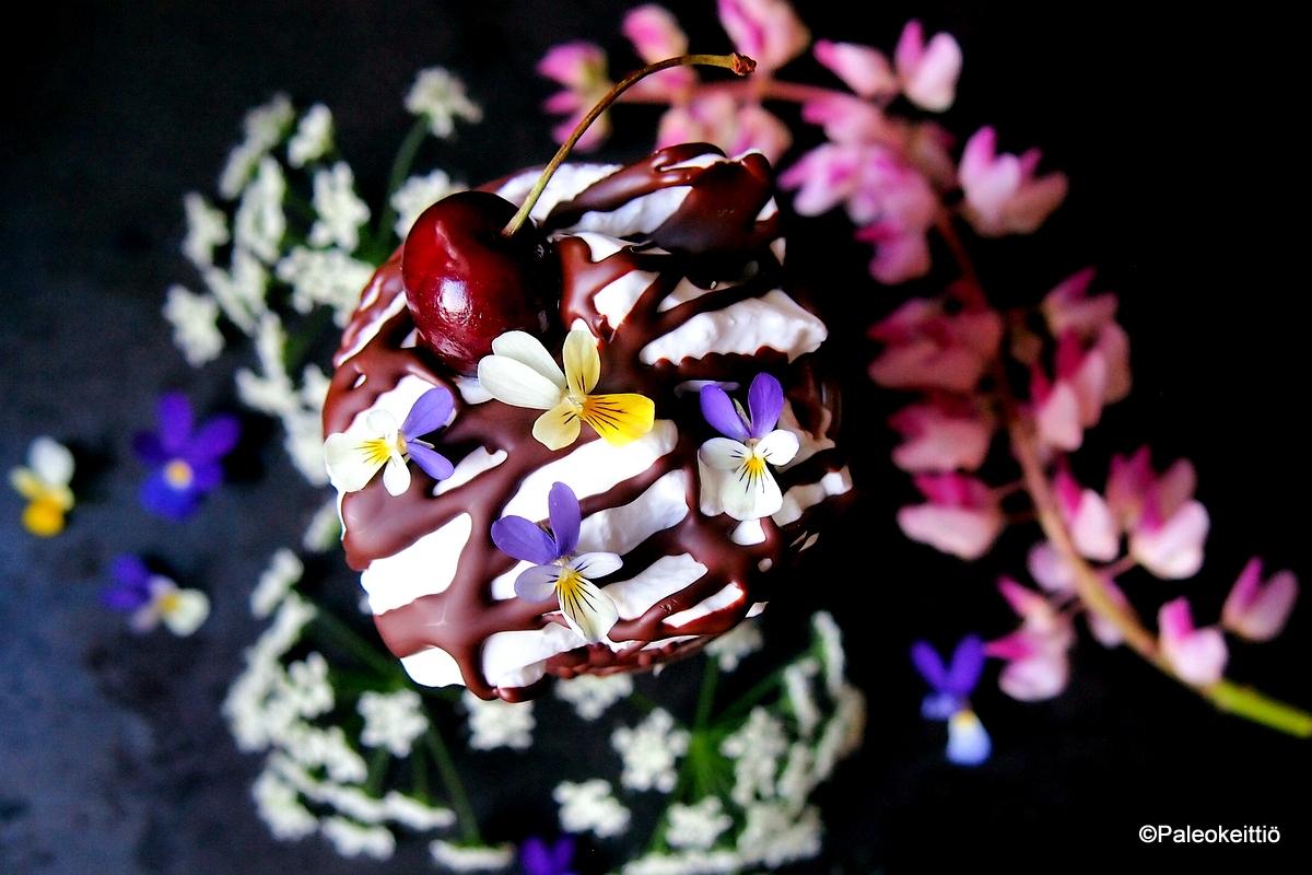 Kirsikkainen suklaapirtelö | paleokeittio.fi